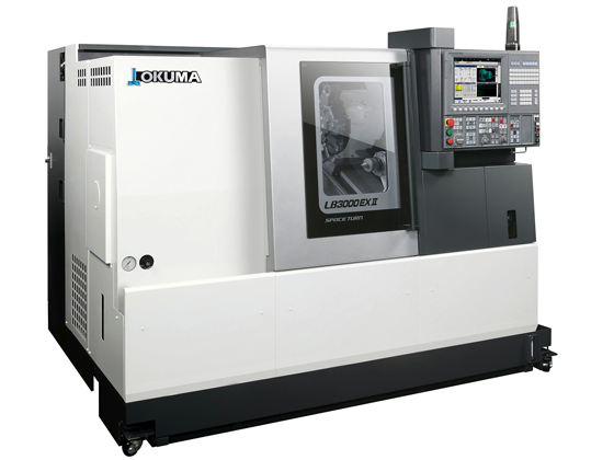 Okuma LB 3000 EX II CNC tekinimo įranga