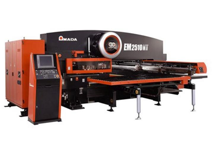 Amada EM 2510 CNC iškirtimo įranga
