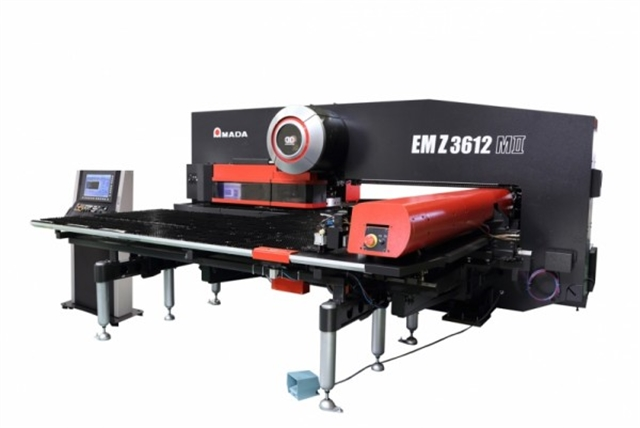 Amada EM Z 3612 M II CNC punching equipment