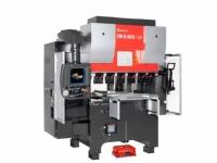 Amada HFE 1703 metalo detalių CNC lenkimas