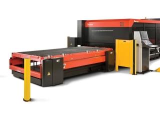 Amada FO 3015 NT, 4Kw 2D lazerio pjovimo įranga