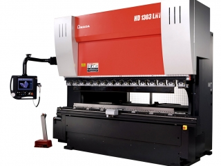 Amada HD 350-4 CNC bending equipment