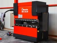 Amada HG 50-20 CNC lenkimo įranga