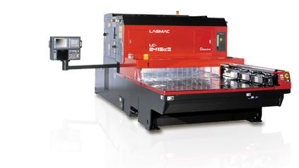 Amada Lasmac LC-2415a III 2D lazerio pjovimo įranga