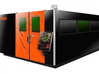 Mazak Optiplex 3015 DDL, 4Kw 2D lazerio pjovimo įranga